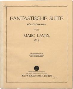 Fantastische Suite - 1